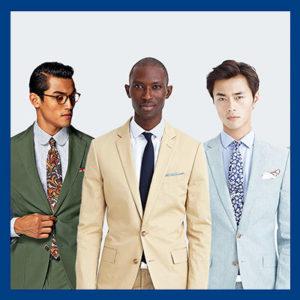 Как выбрать мужской костюм? Чек-лист!