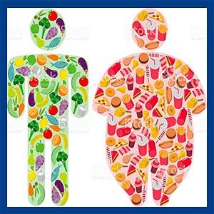 Правила здорового питания. Чек-лист!